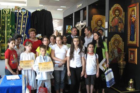 Festivalul National de Literatura religioasa Tanara
