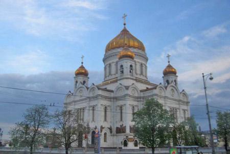 Catedrala Mantuitorului Insangerat