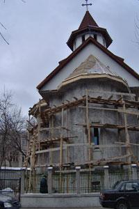Biserica Sfantul Nicodim