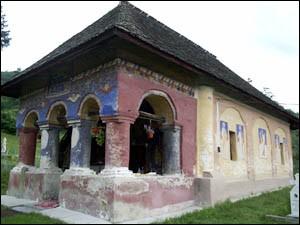 Biserica 'Toti Sfintii'.