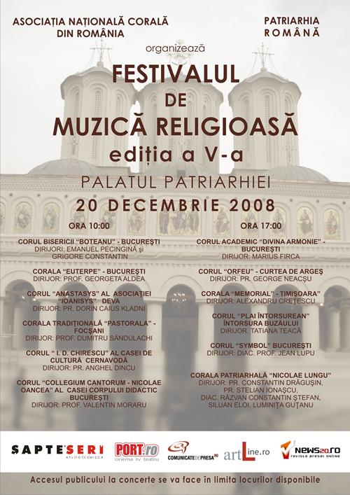 Festivalul de Muzica Religioasa
