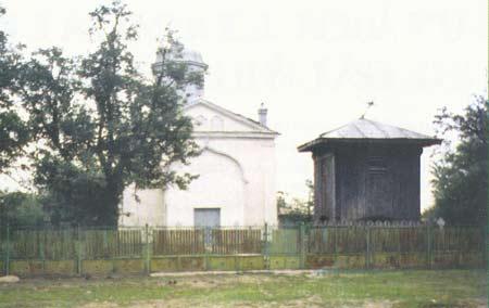 Biserica din Cotorca