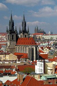 Biserica Tyn din Praga