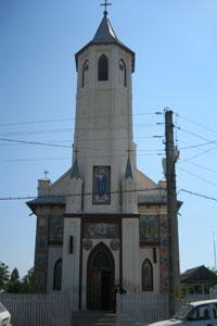 Biserica din Budesti