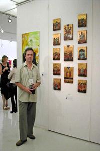 Icoane romanesti la Festivalul International de Arta din Seul