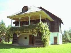 Casa gravorului Gabriel Popescu
