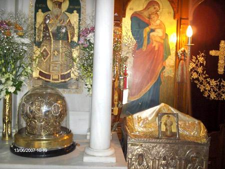 Manastirea Sfantului Nectarie din Eghina