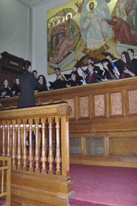 Festivalul coral de muzica religioasa din Capitala
