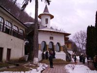 Biserica Manastirii Namaiesti