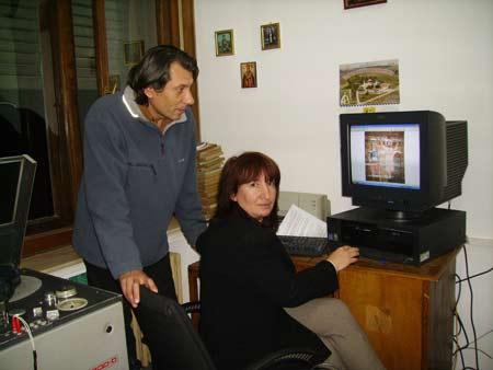 Mihaela Ghita si Horia Mitrofan