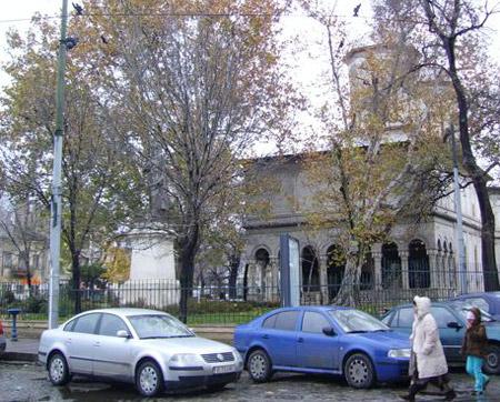 Biserica Sfantul Gheorghe Nou