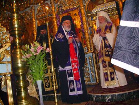 Trei decenii de la trecerea in vesnicie a Patriarhului Justinian Marina