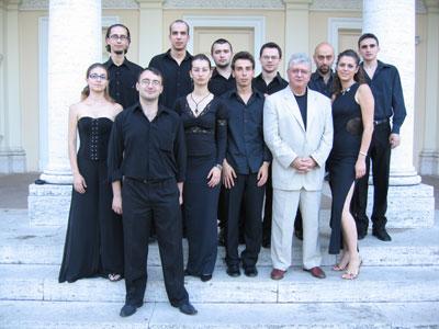 Parohia Foisor - Concert DIXTOUR