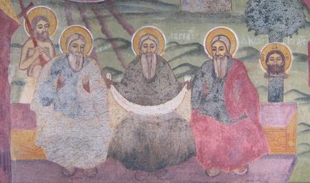 Biserica Sfantul Nicolae Tabaci