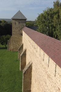 Manastirea Dragomirna - Biserica cimitirului