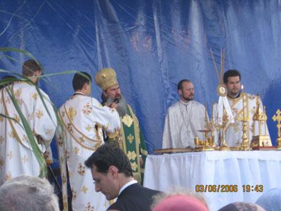 Procesiunea cu moastele Sfintilor Zotic, Atal, Camasie si Filip - III