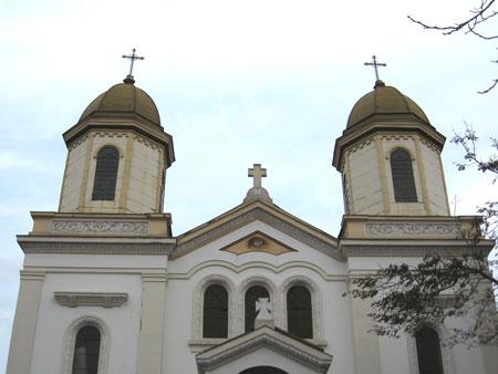 Biserica Sfantul Nicolae - Tabacu