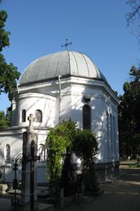 Hramul bisericii Sfintii martiri Epictet si Astion
