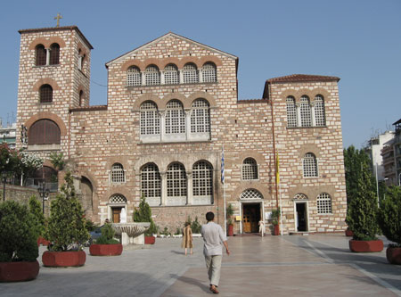 Biserica Sfantul Dimitrie - Salonic