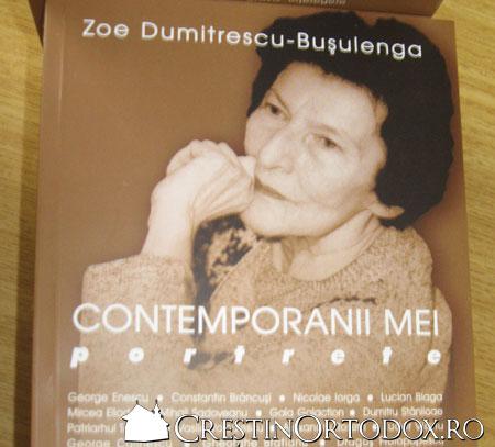 Lansare Zoe Dumitrescu Busulenga
