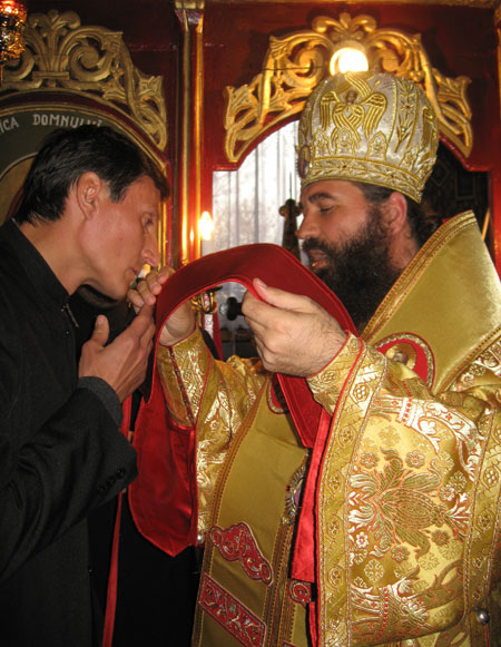 Resfintirea bisericii cu hramul Cuvioasa Parascheva si Sfantul Nicolae, parohia Gagiulesti, protoieria Slatina I