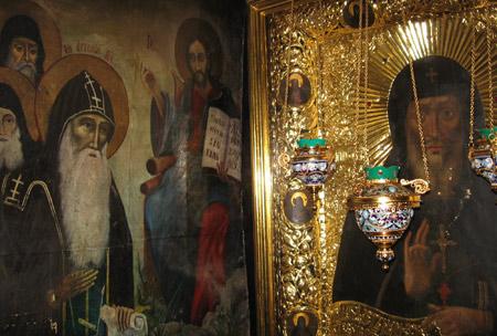 Sfantul Antonie - Intemeietorul Lavrei Pecerska