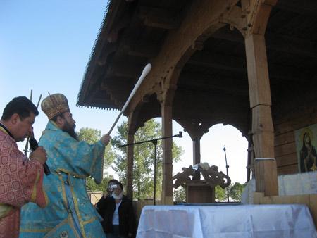 Sfintirea Schitului Sfantul Fanurie din Silistea-Gumesti