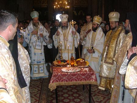 Slujba parastasului pentru Parintele nostru Patriarhul Teoctist