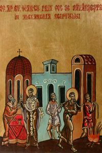 Expozitia - Patimile Apostolilor