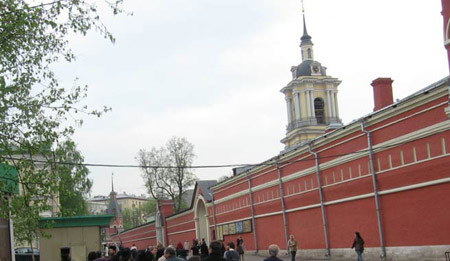 Manastirea Sfanta Matrona