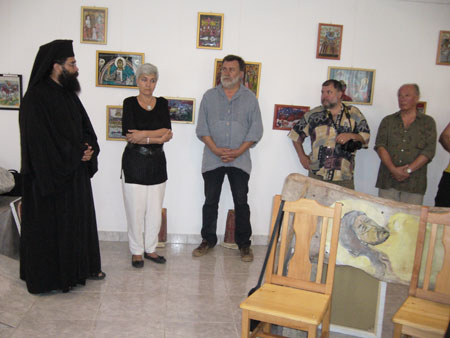 Tabara internationala de creatie Dunarea si Dobrogea crestina- editia a treia