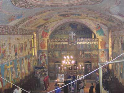 Biserica din Bunesti
