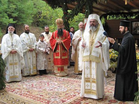 PF Daniel - Manastirea Ianculesti