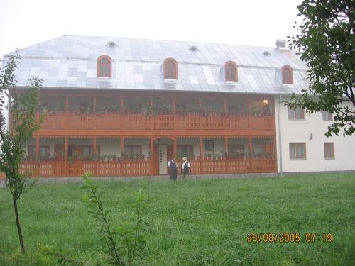 Manastirea Sf Ilie