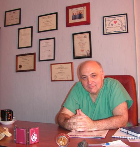 Dr. Prof. Dan Mircea Enescu