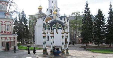 Manastirea Serghie Posad