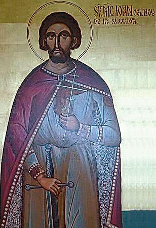 Sf Ioan cel Nou de la Suceava