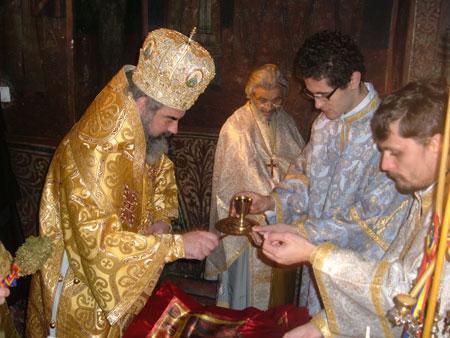 Patriarhul BOR a sfintit 1.000 de antimise