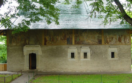 anastirea Sfantul Ioan cel Nou de la Suceava