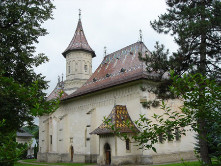 Manastirea Sfantul Ioan cel Nou de la Suceava