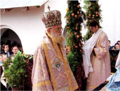Sfintirea Manastirii Chiroiu