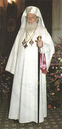 Patriarhul Teoctist Arapasu