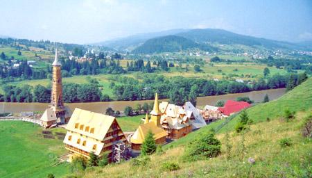 Manastirea Acoperamantul Maicii Domnului