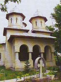 Biserica din Alexeni