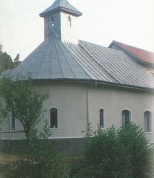 Manastirea Almaj - Putna