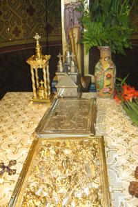 Sfintirea bisericii Cimitirului Izvorul Nou