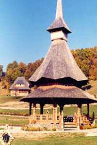 Manastirea Barsana - Altarul de vara