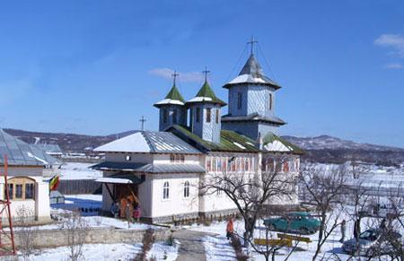 Manastirea Sfantul Antonie cel Mare - Malaiesti