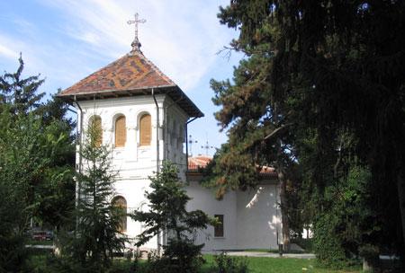 Biserica Sfintii Arhangheli Mihail si Gavriil - Braila