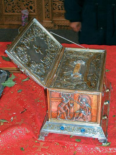 Moastele Sf. Dimitrie